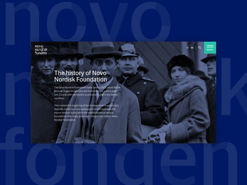 Novo Nordisk Foundation Case-study